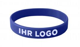 individuell bedrucktes Silikon-Armband / Werbemittel